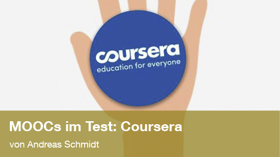 Plattform Coursera; Foto: Coursera