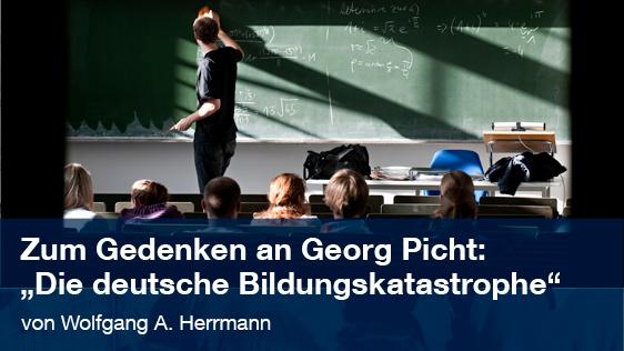georg picht die deutsche bildungskatastrophe amazon