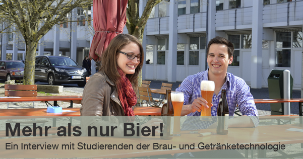 Mehr als Bier! Foto: Wankerl