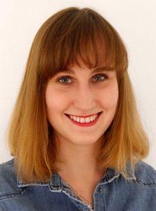Bachelorstudentin und Step Inside-Teilnehmerin Theresa Bader (Quelle: Privat)