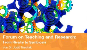 Weihenstephan Forum on Teaching and Research: From Rivalry to Symbiosis; Bild: Pixabay.com