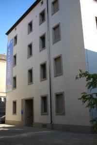StudiTUM am Stammgelände in der Gabelsbergerstraße (Foto: HR SL)