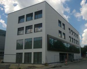StudiTUM in Garching (Foto: AstA TUM)