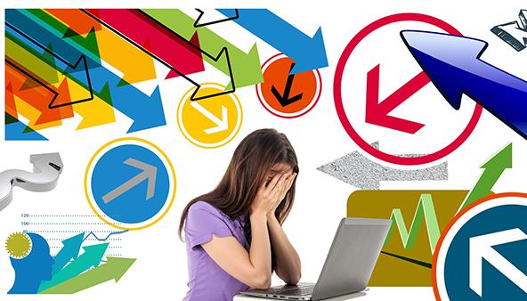 Stress im Studium muss nicht sein
