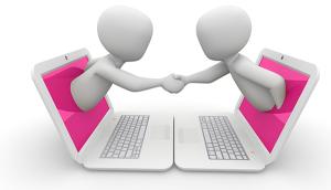 Verhandeln mit digitalen Kommunikationsformen (Bild: pixabay)