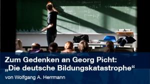Die deutsche Bildungskatastrophe; Foto: Photocase