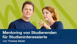 Step Inside - Mentoring von Studierenden für Studieninteressierte