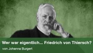 Porträt von Friedrich von Thiersch