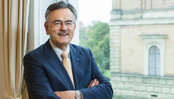 Präsident Wolfgang A. Herrmann