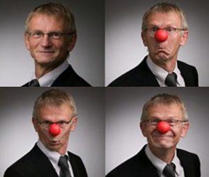 Humor in der Lehre (Foto: Prof. Suda)