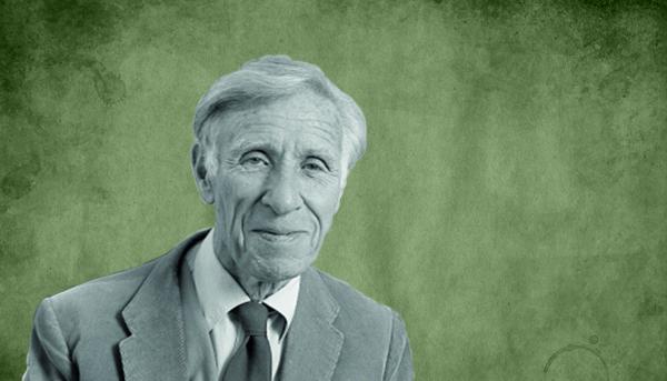 Nobelpreisträger Konrad Emil Bloch