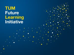 Logo der TUM Future Learning Initiative