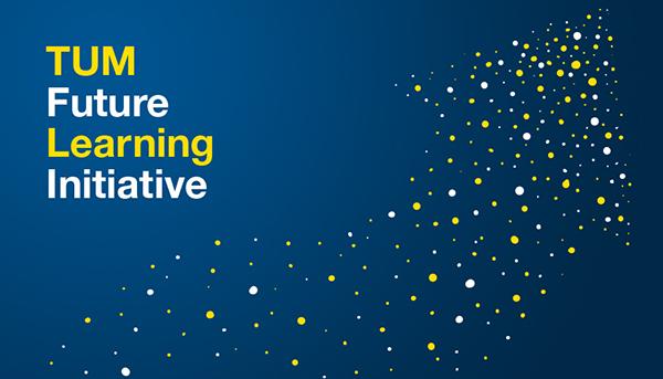 Logo der TUM Future Learning Initiative